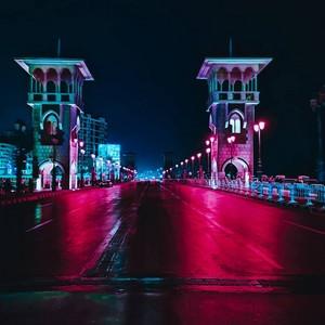 DARKEST NIGHT ALEXANDRIA EGYPT