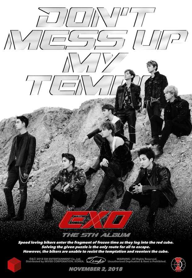Exo Images Don T Mess Up My Tempo Hd Wallpaper And Background Photos