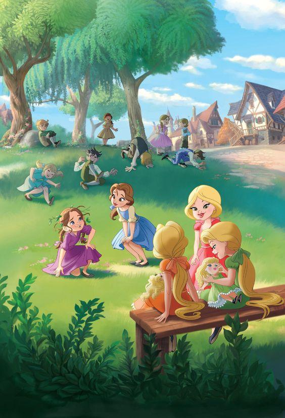 8a2e09e4e DP Beginnings - Belle's Discovery - Disney Princess foto (41624485 ...