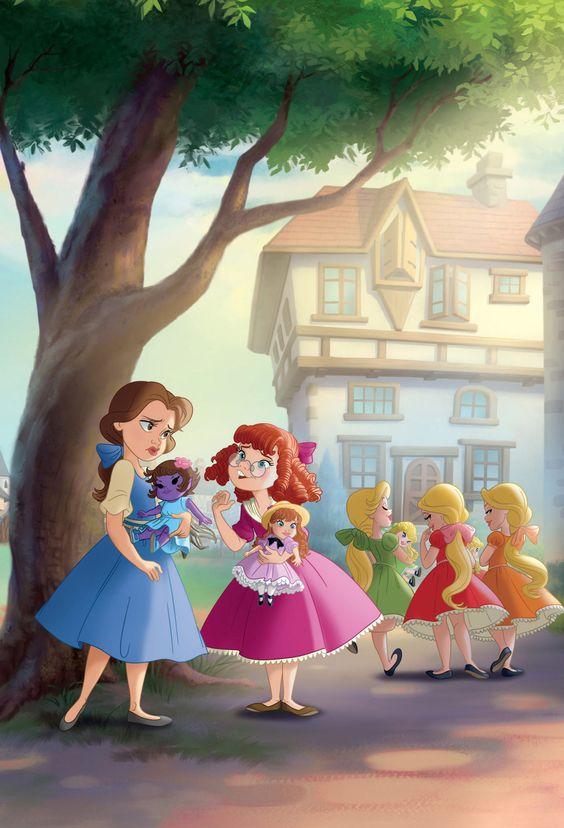 3875b66eb DP Beginnings - Belle's Discovery - Disney Princess foto (41624486 ...