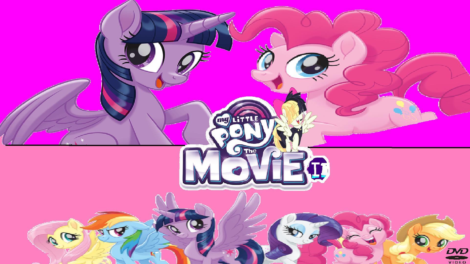 Dvd Coverjpg My Little Pony The Movie 2 Wallpaper