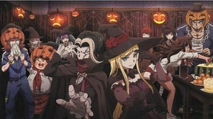Danganronpa 3 (Anime) Хэллоуин