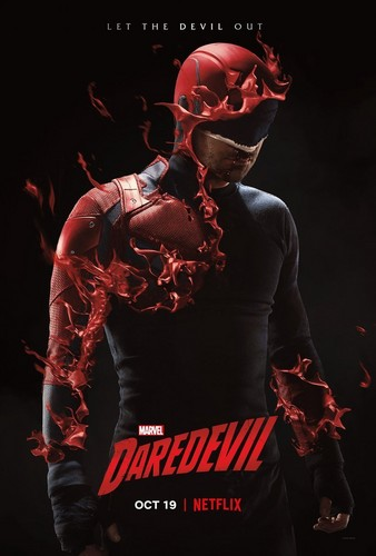 Daredevil (Netflix) 壁紙 titled Daredevil Season 3 Poster