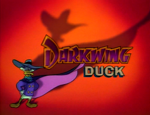 Darkwing Duck title screen