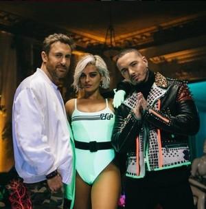David Guetta, Bebe Rexha and J Balvin