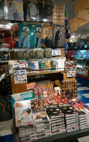 Detective Conan shop