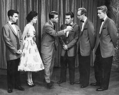 Dick Clark And The Skyliners