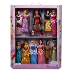迪士尼 Princess Doll Giftset Moana