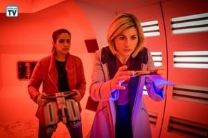 Doctor Who - Episode 11.05 - The Tsuranga Conundrum - Promo Pics