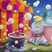 Dumbo - classic-disney icon