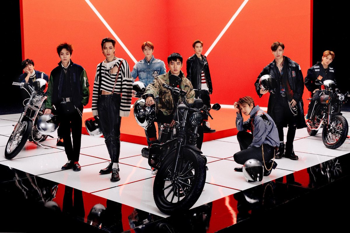 Exo Images Exo Tempo Hd Wallpaper And Background Photos 41643522