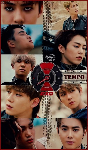 EXO_TEMPO #LOCKSCREEN
