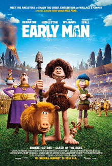 Early Man (2018) Movie Poster