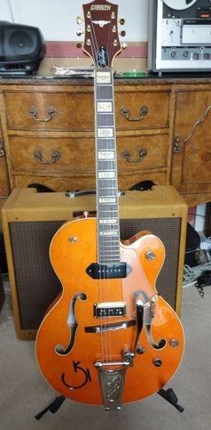 Eddie Cocharan's 기타