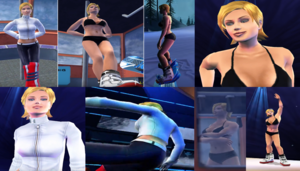Elise Riggs SSX 3