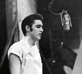 Elvis In The Recording Studio  - elvis-presley photo