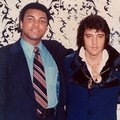 Elvis Presley and Muhammad Ali - elvis-presley photo