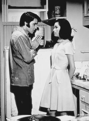 """Elvis in """"Change of Habit"""" (1969)"""