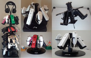 Fang Controller Tower Wiimote tier