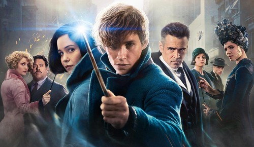 Fantastic Beasts and Where to Find Them fondo de pantalla entitled Fantastic Beasts And Where To Find Them