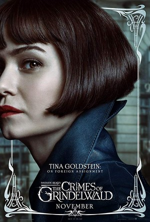 Fantastic Beasts: The Crimes of Grindelwald (2018) Poster - Tina Goldstein