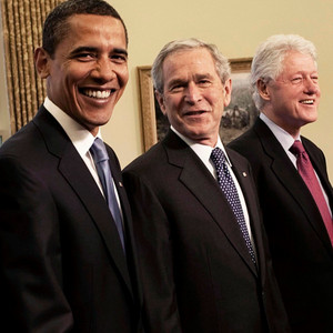 Former Legendary U. S. Presidents