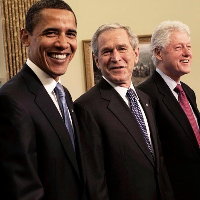 Former Legendary U. S. Presidents