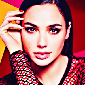 Gal Gadot for Glamour