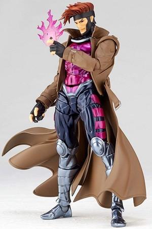 Gambit Yamaguchi Series Revoltech Figure