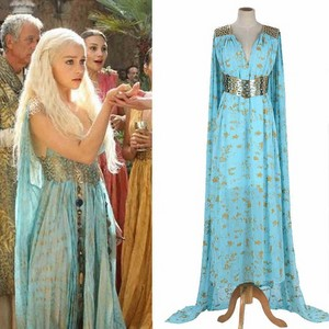 Game Of troon Inspired Costume