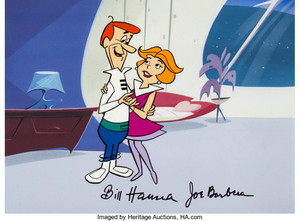 George And Jane Jetson