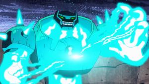 Gera o de eletricidade de Shock Rock