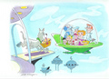 Going On A Picnic  - the-jetsons photo