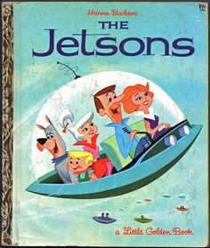 Golden buku The Jetsons