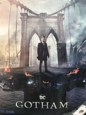 Gotham - Season 5 Poster