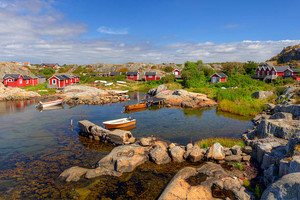 Gothenburg's Archipelago, Sweden
