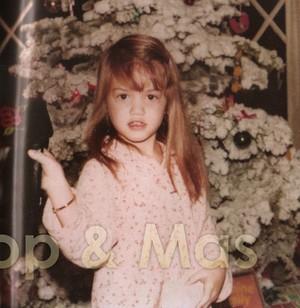 Gwen Stefani - Childhood Weihnachten Fotos