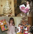 Gwen Stefani - Childhood Christmas Photos - gwen-stefani photo