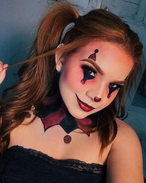 Halloween makeup🍂🎃