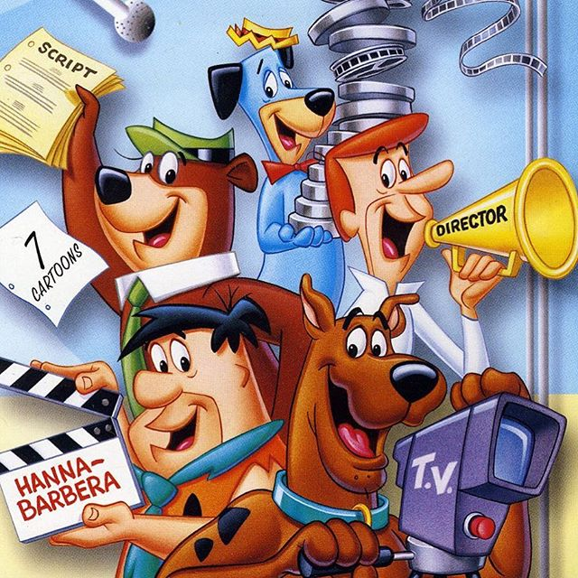 Hanna-Barbera Characters In Hollywood