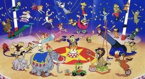 Hanna Barbera Circus