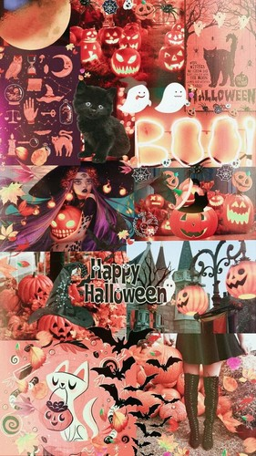jlhfan624 fondo de pantalla called Happy halloween my sweet Heather🍂🎃