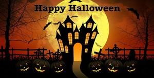 Happy Halloween my sweet Violet🍂🎃