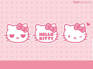 Hello Kitty fond d'écran hello kitty 8257466 500 375