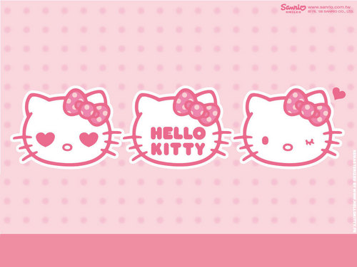 Hello Kitty Wallpaper hello kitty 8257466 500 375
