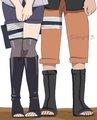 Hinata and 火影忍者