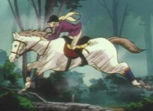 Horse Rider Honey