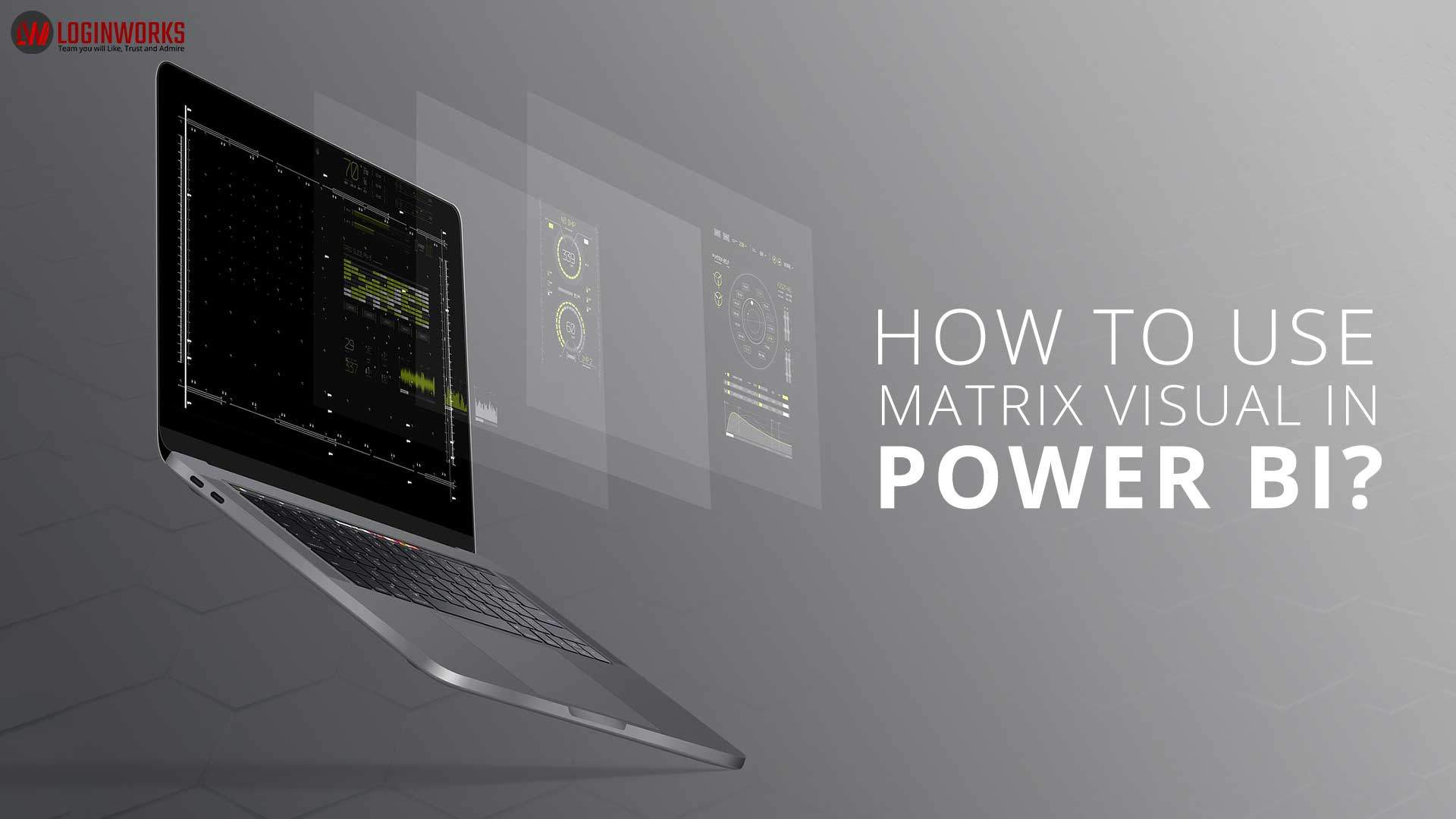 How To Use Matrix Visual In Power BI? images How to use matrix visual in Power BI HD wallpaper and background photos