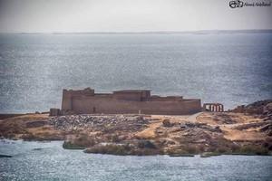 ISLAND IN NUBIAN EGYPT
