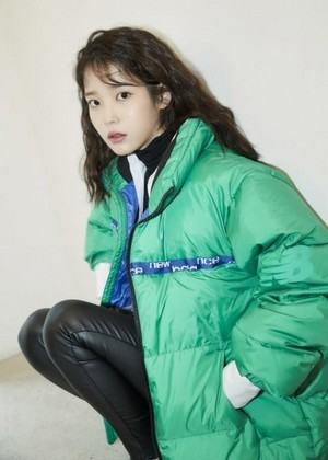 IU for New Balance Stills CF